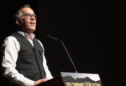 John Cooper - Sundance Festival Director