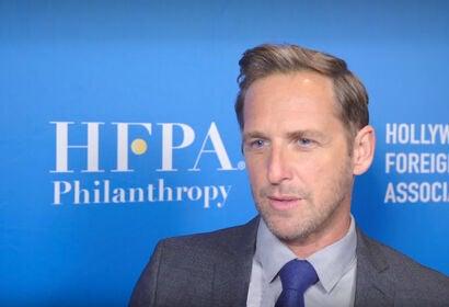 Josh Lucas HFPA Grants Presenters 2019