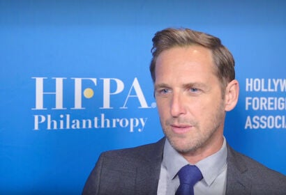 Josh Lucas HFPA Grants Presenters 2019