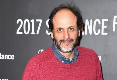 Luca Guadagnino at 2017 Sundance Film Festival