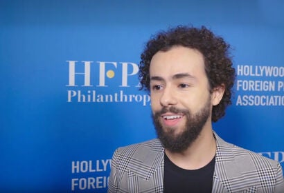 Ramy Youssef - HFPA Grants Presenters 2019