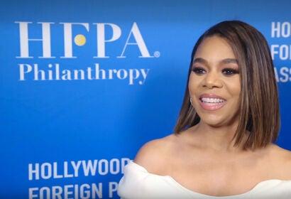 Regina Hall - HFPA Grants Presenters 2019