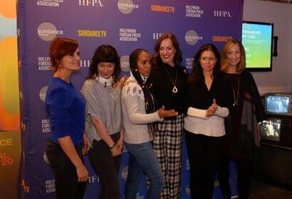 Frankie Shaw, Lisa Jackson, Kerry Washington, Elisabeth Serda, Julie Taymor, Keri Putnam