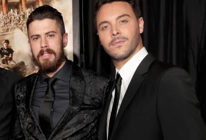Toby Kebbell and Jack Huston