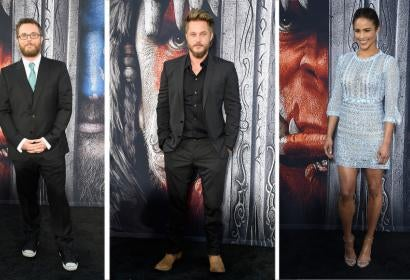"Duncan Jones, Travis Fimmel and Paula Patton on the World of ""Warcraft"""