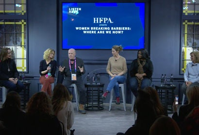 Sundance HFPA Panel – Women Breaking Barriers: Where Are We Now?