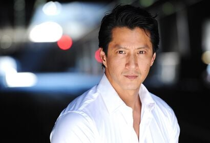 Actor Will Yun Lee