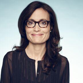 Executive vice prsident original programming Sarah Aubrey