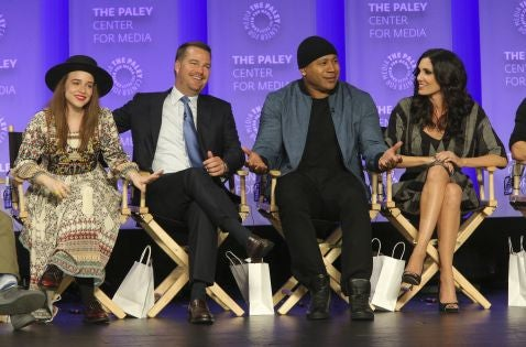 """""""NCIS:LA"""" at Paleyfest – the Cast Remembers Miguel Ferrer"""