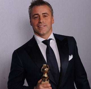 matt leblanc golden globes