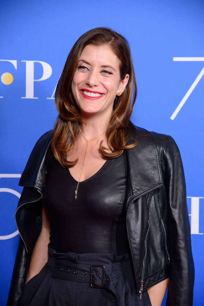 Actress Kate Walsh at the Game Changers Panel, Paley Center, October 2017