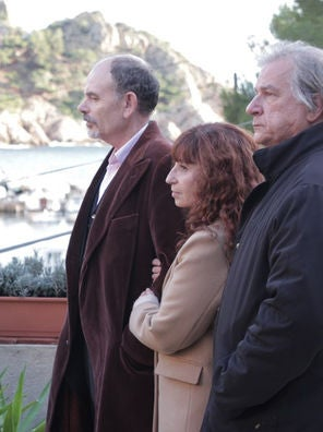 """Scene from """"The House by the Sea"""""""