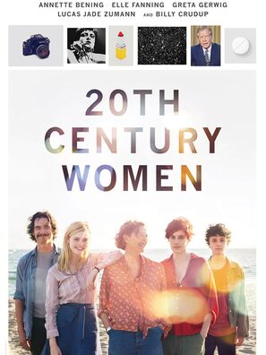 20th Century Woman movie poster