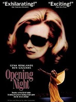 POster Opening Night, 1977