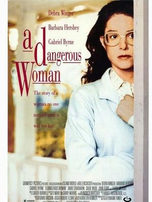 A Dangerous Woman movie poster