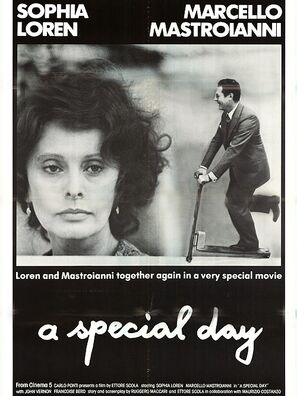 A Special Day movie poster