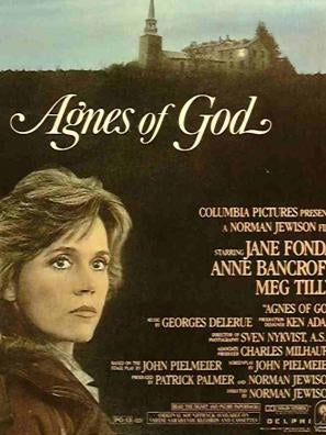 Agnes of God movie poster