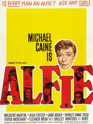 Alfie (1967) movie poster