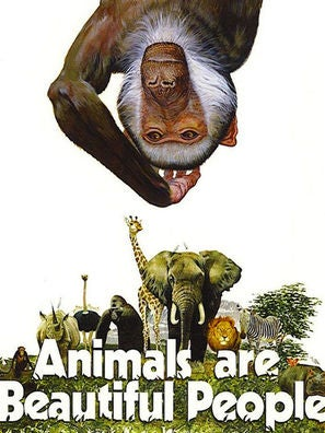 Animals Are Beautiful People movie poster