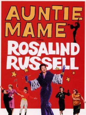 Auntie Mame movie poster