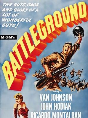 Battleground movie poster