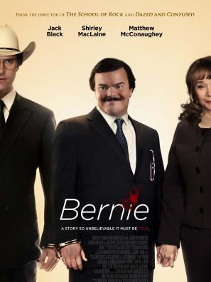 Bernie movie poster