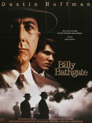 Billy Bathgate movie poster
