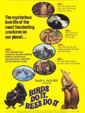 Birds Do It, Bees Do It movie poster
