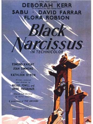 Black Narcissus movie poster