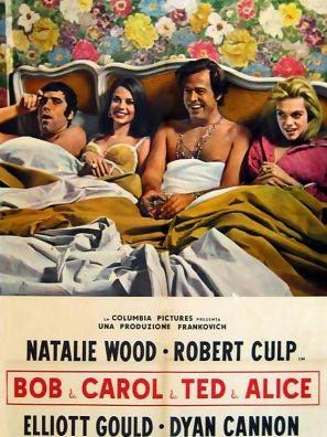 Bob & Carol & Ted & Alice movie poster