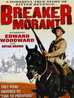Breaker Morant movie poster
