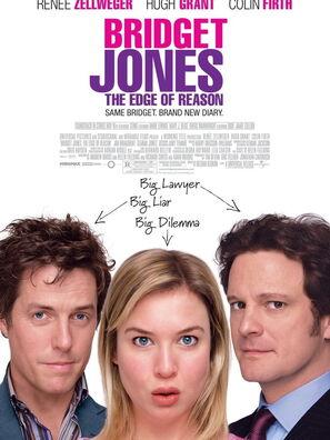 Bridget Jones: The Edge of Reason movie postr