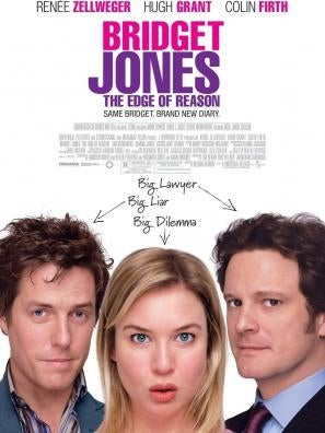 Bridget Jones: The Edge of Reason movie postr