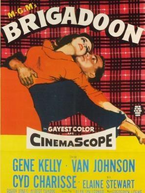 Brigadoon movie poster