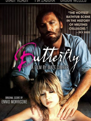 Butterfly movie poster