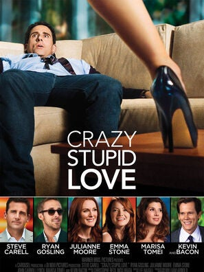 Crazy, Stupid, Love. movie poster