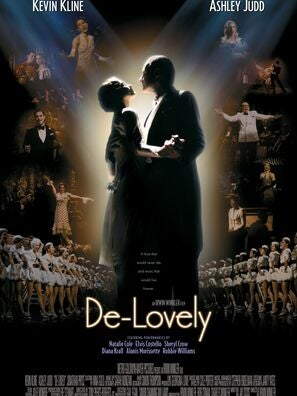 Poster from the film De-Lovely