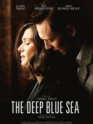The Deep Blue Sea movie poster