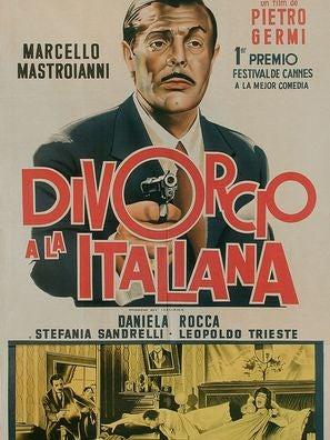 Divorce, Italian Style movie poster