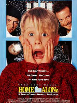 Poster for the movie Home Alone