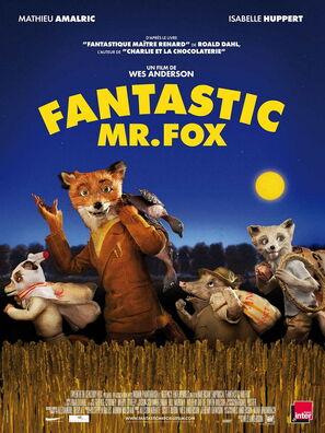 Fantastic Mr Fox Golden Globes