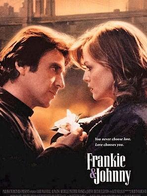 Frankie & Johnny movie poster