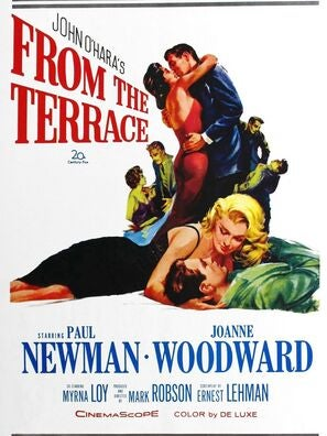 From the Terrace movie poster