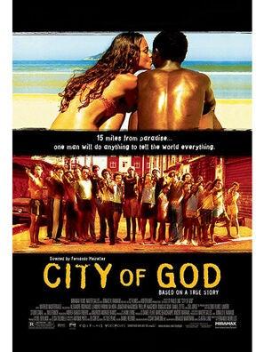 city of man city of god
