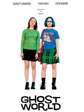 Ghost World movie poster