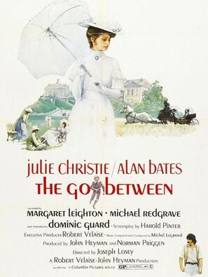 The Go-Between movie poster