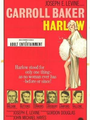 Harlow movie poster
