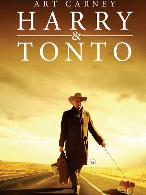 Harry & Tonto movie poster