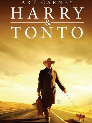Harry & Tonto movie poster