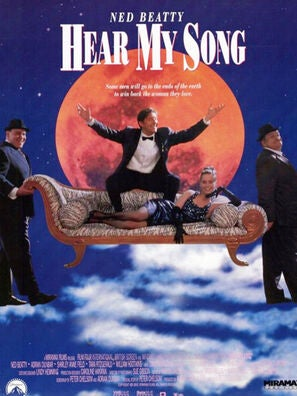 Hear My Song movie poster